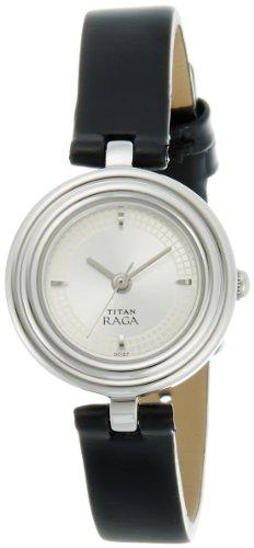 31fHgfbBBLL - Titan 2498SL01 Raga Silver Women watch