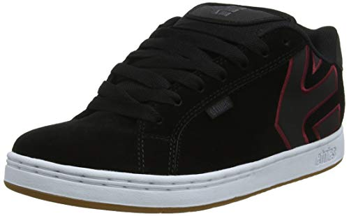 Etnies - Sneaker Etnies Mns Fader, Uomo, Nero (013 / black dirty wash), 47