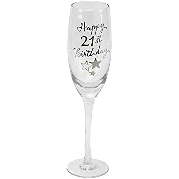 Star Trek Personnalisé Nom Flûtes à Champagne Verre Prosecco Glass .21