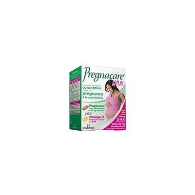 Pregnacare Plus (28 Tab / 28 Caps) - x 3 Pack Savers Deal from VITABIOTICS