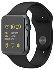 JOKIN Smart Watch A1 Bluetooth Smartwatch Compatible with All Mobile Phones for Boys and Girls (Black)