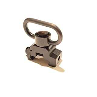 AcidTactical® Quick Detach Picatinny Sling Swivel Mount Airsoft Paintball Hunting