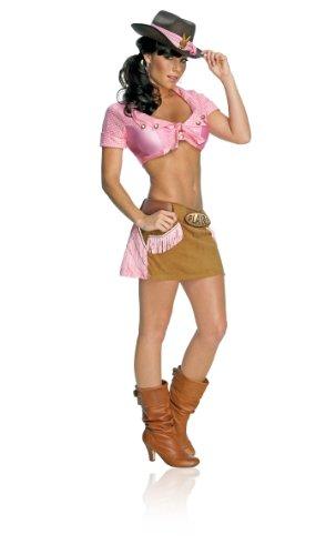 Playboy sexy Cowgirl-Kostüm für (Kostüme Adult Sexy Cowgirl)