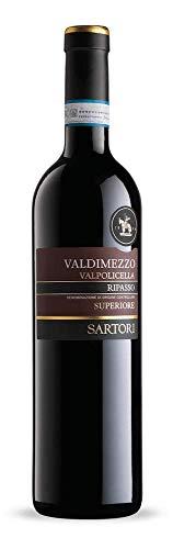 Vino Rosso Valdimezzo Valpolicella Superiore DOC Ripasso Bottiglia 75cl