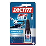 Loctite Super lijm precisie fles met extra lange mondstuk 5g Ref 80001611