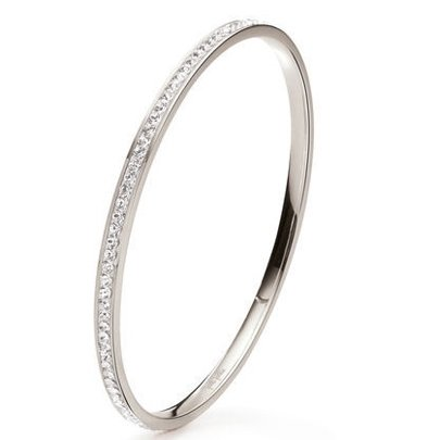 folli-follie-silver-plated-crystal-bangle-50101366