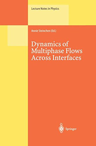 Dynamics of Multiphase Flows Across Interfaces (Lecture Notes in Physics)