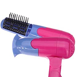Generic Handy Curly Hair Styling Hair Dryer Comb