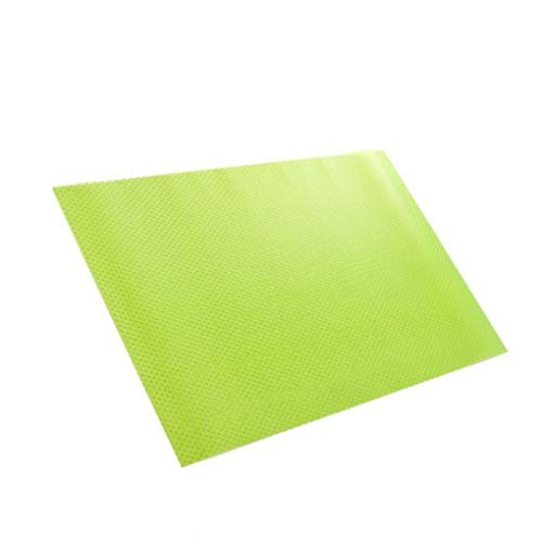 Censhaorme Wasserdicht Kühlschrank Kühlschrank Auflage-waschbaren Zähler Closet Mat Cuttable Freeze-Resistant Tischmatte - Kühlschrank Wachsen