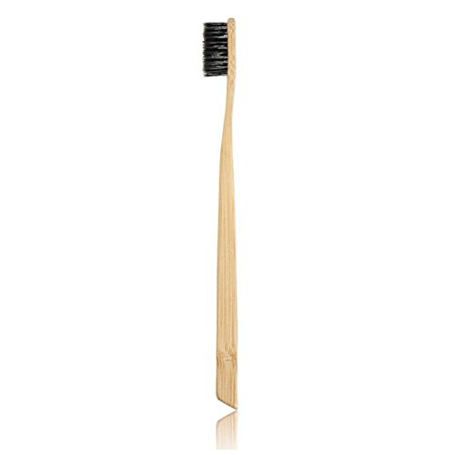 First Beauty Brosse à Dents Naturelle en Bambou Toothbrush