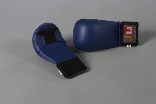 Karate Handschutz blau