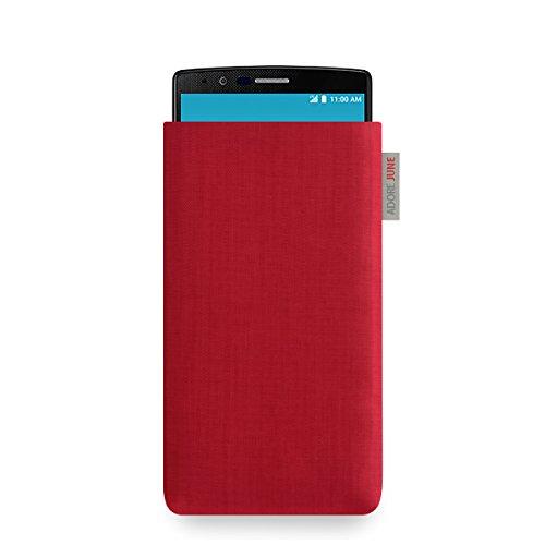 Adore June Classic Hülle für LG G4 rot