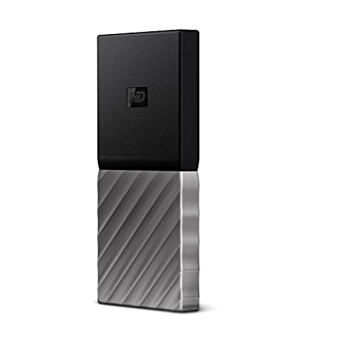 WD 1TB My Passport SSD Portable External Solid State Drive