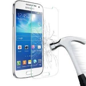 itronik® 9H Hartglas / Panzerglas für Samsung Galaxy S4 Mini i9195 / Bildschirmschutzglas / Tempered / Panzer Glas Bildschirm Schutz Folie / Schutzglas / Echte Glas / Verb&englas / Glasfolie