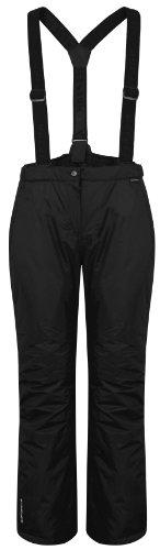 ICEPEAK trudy pantalon pour femme Noir - Noir (990)