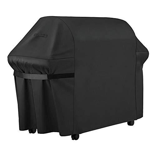 Grill CoverAnti Tear Anti UV Waterproof Grill Cover Outdoor Garden Furniture Cover- 420D Oxford Cloth ()