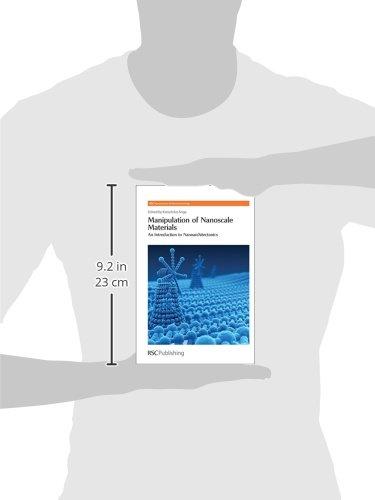 Manipulation of Nanoscale Materials: An Introduction to Nanoarchitectonics (Nanoscience & Nanotechnology Series)