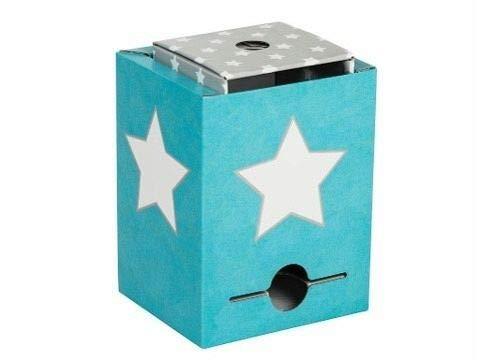 BonnieBoxx - Stern blau: Wo die kleinen Bücher wohnen