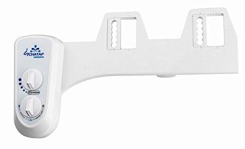 Bidet-Aufsatz Dual Dusch WC Bidet, Taharet, für Intimpflege Qualität von Schataf
