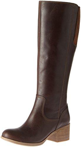 Clarks Women's Maypearl Viola Boots, Brown (Dark Tan), 5 5 UK