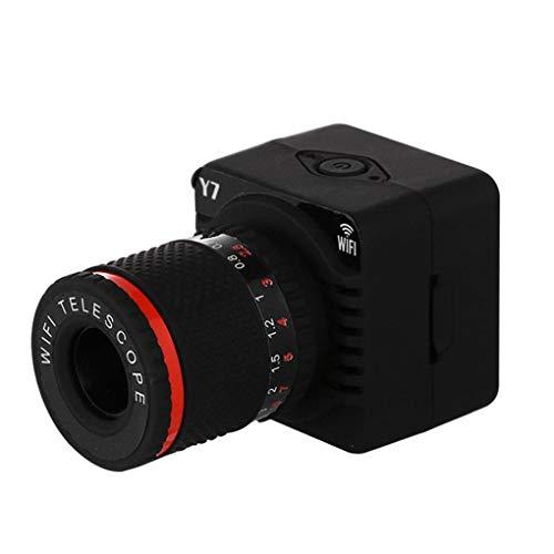WiFi inalámbrica Mini cámara telescopio zumbido