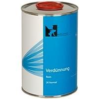 profiautolacke - 2K Acryl Verdünnung normal (1 Liter)