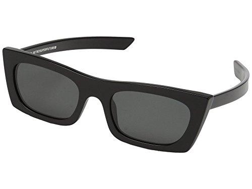 SUPER by Retrosuperfuture Sunglasses FRED Black NGK 53 21 140 R Regular NEW