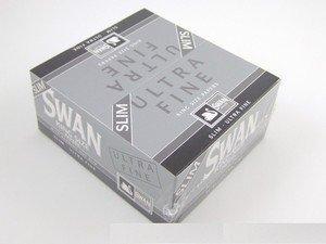 Cartine SWAN pacco da 50 slim