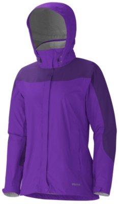 Marmot Damen MemBrain Strata Regenjacke Oracle, vibrant purple/deep purple, L, 45870-6660-5 (45870)
