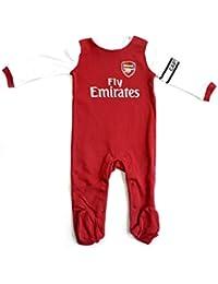 d9e6d06f4af Arsenal F.C. Sleepsuit 6 9 mths CP Official Merchandise