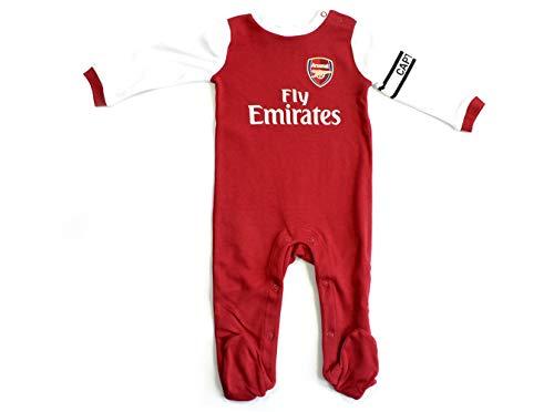 Arsenal Baby Sleepsuit 2016-17