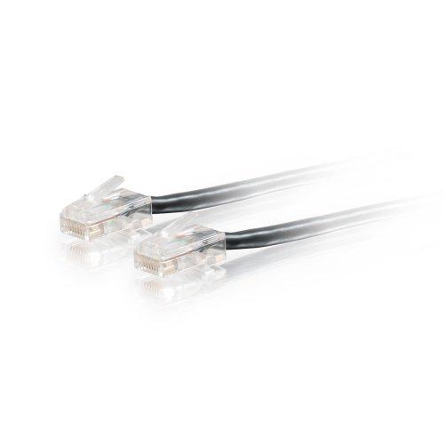 Cables To Go, Cavo di rete Patch assemblato Cat5e 350mhz, 15m, colore: Nero