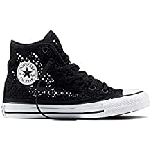 Converse All Star Specialty Bonjour Chaussures–White Mono - Blanc - Blanc, 39