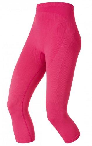 Odlo Sous-vêtement de ski Caleçon Femme Rojo - rojo