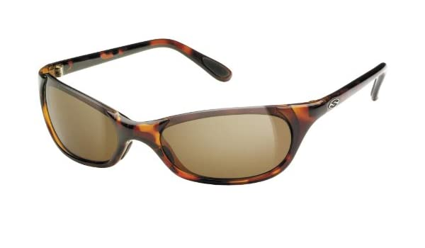 6abd6cbdfc252 Smith Toaster Slider Sunglasses - Polarized with Interchangeable Lenses ( Tortoise Frame - Polarized Brown Lens)  Amazon.co.uk  Sports   Outdoors