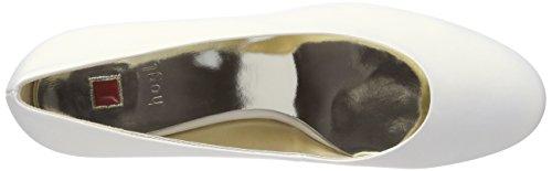 Coperta Tacchi Scarpe 1 Högl I Anteriori 10 Piedini Weiss 3006 Con 0300 Bianca xqZzFHUF