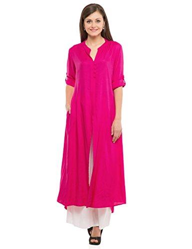 Vishudh Ethnic Pink Kurta
