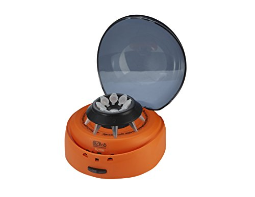 sunlab 8550Mini centrifuga a D, accessori inclusi