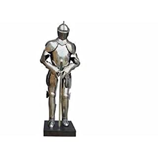 Full Suit of Armour with stand