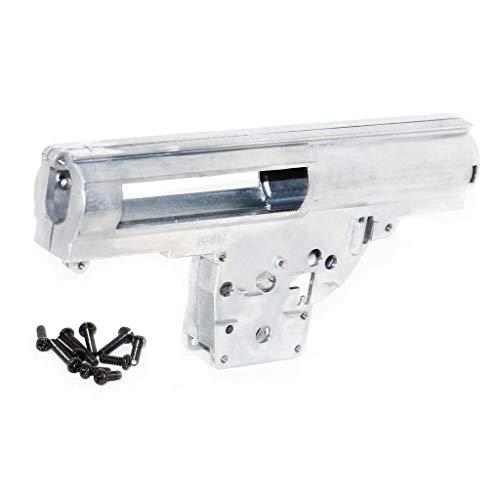 Airsoft Softair CYMA 6mm Buchse Slot V6 Version 6 Getriebe Shell für P90 AEG (6mm Buchse Airsoft)