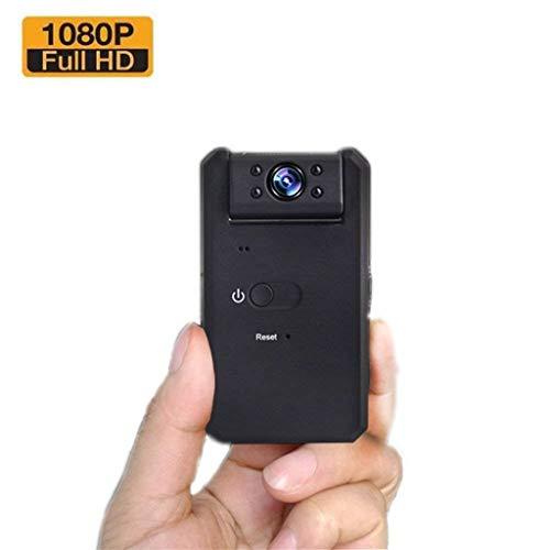 DEPTH Mini Kameras, HD 1080P-Kamera, Tragbare, Versteckte Nanny-Kamera, Videorecorder Mit Infrarot-Nachtsicht Und Bewegungsaktivierung Für Die Sicherheit Von Haustieren, Im Freien Und Zu Hause Gprs-tv