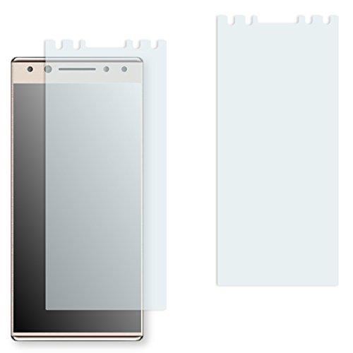 GOLEBO Alcatel 5 Displayschutzfolie - 2X Schutzfolie Folie No Reflexion|Keine Reflektion MATT für Alcatel 5 (verkleinerte Folie)