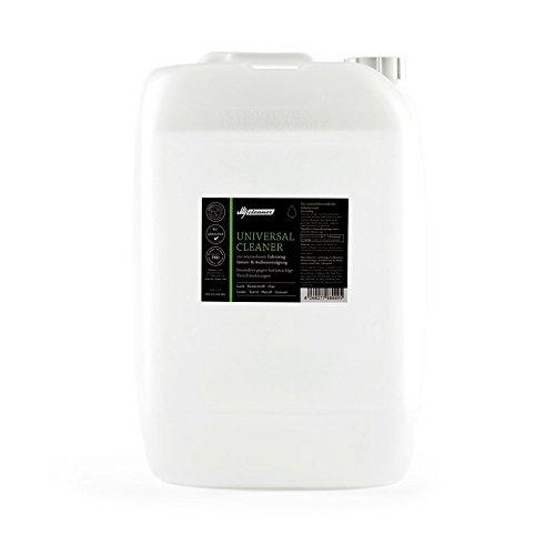 MyCleaner Universal Reiniger zur wasserlosen Fahrzeug-Innenraum-Reinigung, zur Cockpitpflege & zur Außenreinigung, 5 Liter