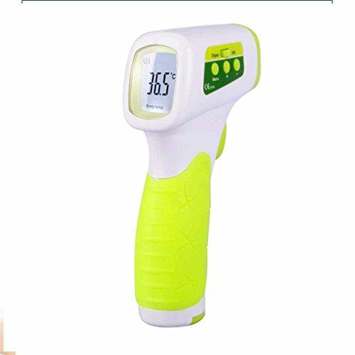Floridivy Muti-fuction Baby/Adult Digital-IR Termometer Infrarotstirn Körperberührungslose Temperaturmessinstrument-Prüfvorrichtung