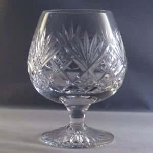 Tudor Crystal 30 English Cut Lead Crystal Knyghton