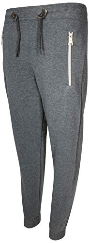 2709495a777726 Galaxy by Harvic Boys Basic Fleece Active Jogger Pant with Zipper Pockets
