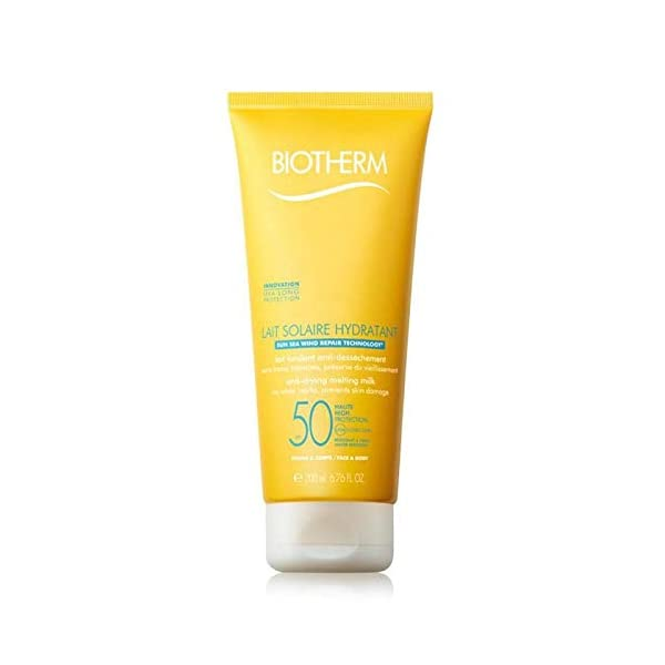 Biotherm Sun Lait Solaire SPF50 Protector Solar – 200 ml