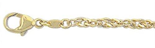 Armband 'Singapur' aus 333er Gelbgold
