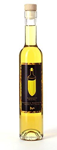 M U V I N Black Label Bananenwein 11.8%vol., 375ml + Erlebnisquartett 4 x 4 cl