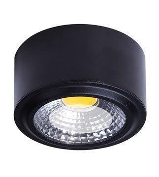 acb-daviu-plafon-de-techo-superficie-1-luz-led-7-watios-3200k-color-negro